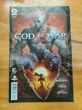 God Of War Fallen God #1 Vf- Dark Horse Comics 2020