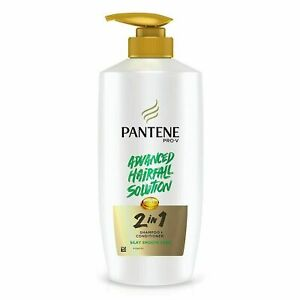 Pantene Advanced Hairfall Solution 2in1 Smooth Care Shampoo Conditioner 650ml
