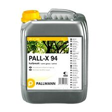 Pallmann Pall-X 94 halbmatt 10L, Parkettlack silkmatt Pall X 94