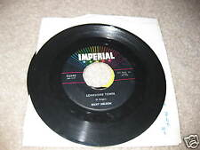 Ricky Nelson ; Lonesome Town on 45