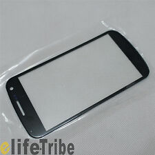 Front Glass Outer Lens Touch Screen for Samsung GT i9250 Galaxy Nexus Black