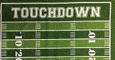 PNL53 Football Field Turf Goals Sports Cave Cotton Fabric Quilt Fabric Panel
