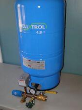WX203 WellXTrol AMTROL WATER PRESSURE TANK+ FSG2 4060 SQUARE D TEE KIT + VALVES