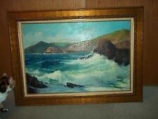 SEASCAPE BEAUTIFUL OVER SIZED PAINTING