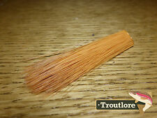 MAYFLY TRUE TAILS GOLDEN YELLOW - NEW FLY TYING MATERIALS