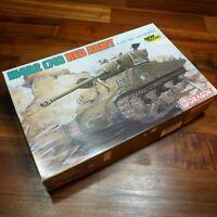 Dragon M4A2 (76) Red Army Tank 1:35 Scale model Kit Unbuilt 6188 Free UK post