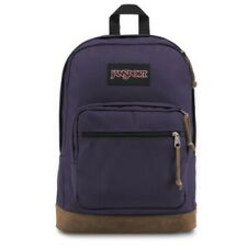 JanSport Right Pack Laptop Backpack (Dahlia Purple) Brand New With Tags
