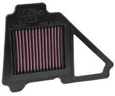K&N AIR FILTER FOR YAMAHA YBR125 124 2005-2015 YA-1213