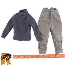 Horst Salinger - Uniform Set (Pants & Sweater) - 1/6 Scale Dragon Action Figures