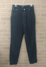 PATAGONIA Womens Green High Rise Straight Leg Organic Cotton Pants - sz 12