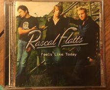 Feels Like Today - Rascal Flatts (CD Used Very Good)