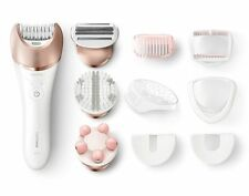 NEW Philips Norelco BRE650/50  Satinelle Prestige Wet & Dry Epilator BRE650