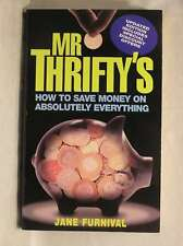 Mr Thrifty's How to Save Money, Furnival, Jane, Very Good Book