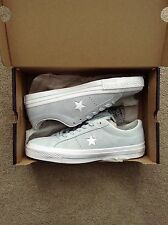 NEW Converse Cons One Star Blue Suede OX Lunarlon size 10