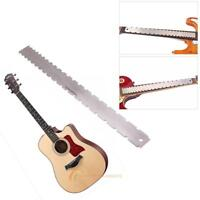 Guitar Neck Notched Straight Edge Luthiers Guitar Fingerboard Fretboard Ruler