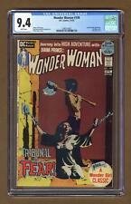 Wonder Woman #199 CGC 9.4 1972 1296319003