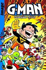 G-MAN TP VOL 1 LEARNING TO FLY Image Comics NEW PRINTING