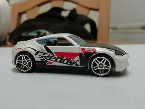 Hot wheels Nissan 370z Greddy