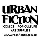 Urban Fiction Comics and Gaming