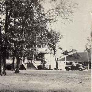 Postcard NJ Keyport Saint Marys Summer Home The Mayrose Co. Collotype 1940-1950