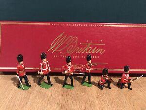 Britains: Boxed Set 8960 - Royal Dublin Fusiliers. Crimea - 1854.  54mm