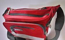 V Star XXL Outdoors Travel Pack - Canvas Waist Bag - Bum Bag - Fanny Pouch - New