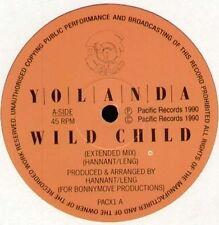 YOLANDA - Wild Child - pacific