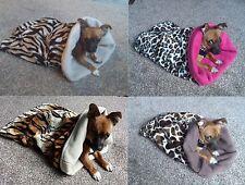 Snuggle sack bed bag blanket Dog, puppy, Chihuahua, Yorkie.