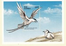Gambia 1997 - Sea Birds - D23 - Mint lightly hinged on card (P37)