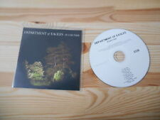 CD Indie Department Of Eagles - In Ear Park (11 Song) Promo 4AD