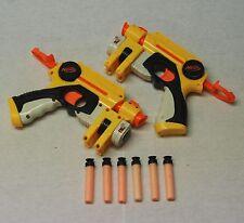 Nerf N Strike EX-3 Night Finder Soft Dart Gun Set of 2 (darts included)