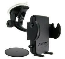 SM415: Arkon Parabrisas y Soporte Salpicadero con Mega Agarre para Smartphone