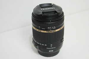 Tamron 18-270mm f/3.5-6.3 VC PZD DiII Lens for Canon EOS Digital EF-S fitting