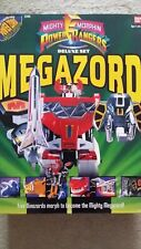 Bandai 2260 Power Rangers Deluxe Megazord 1993 (NRFB) Action Figure