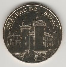-- 2009 COIN TOKEN JETON MEDAILLE MONNAIE DE PARIS - 45 600 CHÂTEAU DE SULLY