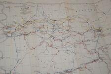 EXPOSITION DUSSELDORF INDUSTRIE ACIER FER FRUPP ESSEN 1880 PLANCHES