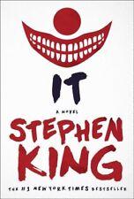 It by Stephen King 9781501182099 (Hardback, 2017)