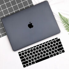 Rubberized Hard Shell Keyboard cover Case for Macbook New Pro 13 15 Air 13 2018