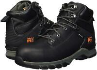 Timberland Mens TB0A1Q54214 Fabric Almond Toe Ankle Safety, Black, Size 10.0 cLx