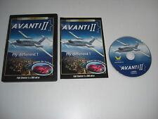 Avanti II PC Add-on de Microsoft Flight Simulator Sim 2004 y X FSX FS2004