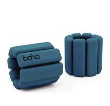 Bala Bangles 1lb Ankle Wrist Weights (Deep Blue Color)