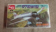 L & S Mitsubishi Ki-15-I Babs Model Kit - Japanese Army Type 97-I  (11 T)