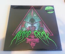 Aesop Rock - The Impossible Kid Vinile 2 LP NUOVO SIGILLATO Vinili COLORATI