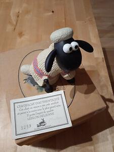 Shaun le mouton Leblon Delienne (Wallace et Gromit) - statuette en résine