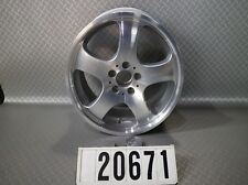1 Stk. Carlsson Mercedes Alufelge 8Jx18 H2 ET35 LK 5x112mm NEU #20671