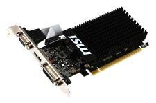 MSI VGA NVIDIA GT710 1GB DDR3 DVI-D/VGA/HDMI V809-1899R