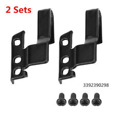 2 Sets Auto Front Windshield Wiper Blade Arm Adapter Mounting Kit 3392390298 LJ