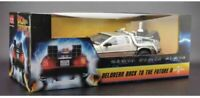 SUNSTAR 2710F 2711F De LOREAN LK BACK TO THE FUTURE Part 1 or 2 model car 1:18th