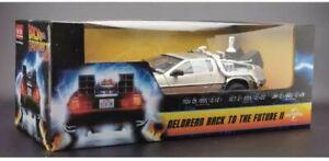 SUNSTAR 2710F or 2711F De LOREAN LK BACK TO THE FUTURE Part 1, 2 model car 1:18