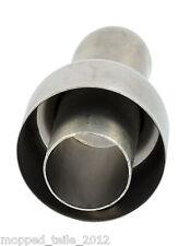 AKRAPOVIC DB-EATER KTM lc4 SXC EXC SX in acciaio inox-v4a 32mm
